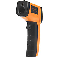 tanie Ulepszanie domu-inteligentne termometr na podczerwień dane z kontroli temperatury dokładność nocontact dokładność lasera autopoweroff