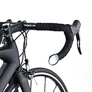 billige Bell & Låser & Mirrors-Bar End Bike Mirror Sykling, justerbar Fleksibel, Verneutstyr Sykling / Sykkel / Vei Sykkel / Fjellsykkel Glass Svart - 1pcs
