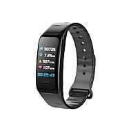 tanie Inteligentne zegarki-Inteligentny zegarek Inteligentne Bransoletka Spalone kalorie Krokomierze Kontrola APP Anti-lost Pomiar ciśnienia krwi Pulse Tracker