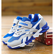 baratos Sapatos de Menino-Para Meninos Sapatos Borracha Primavera Conforto Tênis para Cinzento / Vermelho / Azul Real