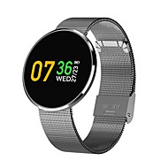 tanie Inteligentne zegarki-Inteligentny zegarek Bluetooth Spalone kalorie Krokomierze Czuj dotyku Kontrola APP Pulse Tracker Krokomierz Rejestrator aktywności