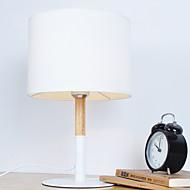 billige -Traditionel / Klassisk Dekorativ Bordlampe Til Metall 220-240V Hvit Svart