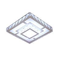 cheap -QIHengZhaoMing Flush Mount Ambient Light - Eye Protection, 110-120V / 220-240V LED Light Source Included / 15-20㎡ / LED Integrated