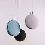 cheap Pendant Lights-Pendant Light Downlight - Matte Mini Style Bulb Included Designers, Artistic Nature Inspired LED Chic & Modern Modern / Contemporary,