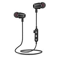 MS-T14 I øret / Halsbånd Bluetooth 4.2 Hovedtelefoner Dynamisk Plast / Metal Mobiltelefon øretelefon Med volumenkontrol / Med Mikrofon