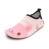 cheap Boys' Shoes-Girls' Boys' Shoes Spandex Spring Summer Comfort Loafers & Slip-Ons Animal Print for Athletic Outdoor Pink Light Blue