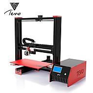 tanie Drukarki 3D-tevo black widow drukarka 3D duży wydruk rozmiar 370 * 250 * 300 mm wysokiej jakości drukarka desktop diy 3d zestaw do drukarek