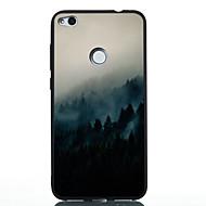 billiga Mobil cases & Skärmskydd-fodral Till Huawei P20 lite P20 Mönster Skal Landskap Mjukt TPU för Huawei P20 lite Huawei P20 P10 Lite P10 Huawei P9 Lite P8 Lite (2017)