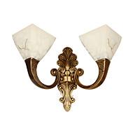 billige Vegglamper-JLYLITE Mini Stil Traditionel / Klassisk / Moderne / Nutidig Vegglamper Soverom / butikker / cafeer Metall Vegglampe 110-120V / 220-240V