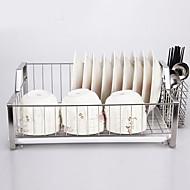 billiga Köksförvaring-Kök Organisation Förvarngslådor Rostfritt stål Lätt att använda 1st