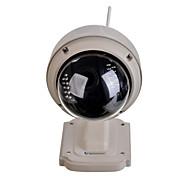 billige IP-kameraer-vstarcam® 720p 1.0mp wi-fi vanntett sikkerhetsovervåking ip kamera (ptz / 4x zoom 15m nattesyn / alarm / p2p / support 128gb tf kort)