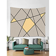 cheap Wall Decor-Abstract Cartoon Wall Decor 100% Polyester Contemporary Modern Wall Art, Wall Tapestries Decoration