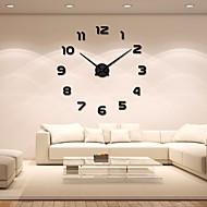 billige Bestselgere-Moderne Moderne Acryic / Polyester Rustfritt stål Rund Innendørs / Utendørs