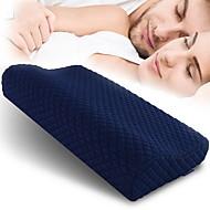 billige Puter-Komfortabel-overlegen kvalitet Memory Nakkepude comfy Pute Grått gåsedun Memory Skum Bomull Polyester
