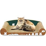 Χαμηλού Κόστους Παιχνίδια για γάτες-Catnip Πολυτέλεια Φιλικό προς τα Κατοικίδια Πολύχρωμο Μπλοκ για ξύσιμο νυχιών Χωρίς Paraben Χαρτί Τέχνης Χαρτόνι Για Γάτες