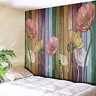 ieftine Artă Pereți-Arhitectură Wall Decor Poliester Vintage Wall Art, Tapiserii de perete Decor