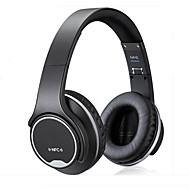 LX-MH1 Over øre Bluetooth 4.2 Hovedtelefoner Dynamisk ABS Resin Mobiltelefon øretelefon Med volumenkontrol / Med Mikrofon Headset