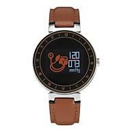tanie Inteligentne zegarki-Budziki / Wielofunkcyjny / Inteligentny zegarek YY-CPL8 na Android 4.4 / iOS Spalone kalorie / Rejestr ćwiczeń / Krokomierze / Czujnik pracy serca / Kontrola APP Pulsometr / Stoper / Krokomierz