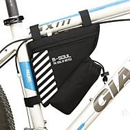 Torba za bicikl 1.8L Bike Frame Bag Build-u čajnik Bag Podesan za nošenje Izdržljivost Touch Screen Torba za bicikl Terilen Torbe za