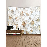 tanie Dekoracje ścienne-Rysunek Dekoracja ścienna 100% Polyester Współczesny Nowoczesny Wall Art, Ścienne Gobeliny Dekoracja