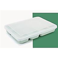 billiga Bordsservis-vete halm plast mikrovågsugn porslin lunch bento lådan matförvaring container lunch lådor