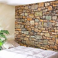tanie Dekoracje ścienne-Achitektura Dekoracja ścienna Poliester Vintage Wall Art, Ścienne Gobeliny Dekoracja