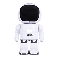 billige Innendørs IP Nettverkskameraer-veskys® astronauter wifi 960p 1.3mp hd trådløs nattvisjon ip nettverkskamera støtte toveis lyd