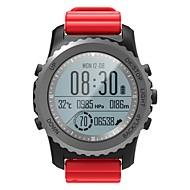 tanie Inteligentne zegarki-Inteligentny zegarek Wielofunkcyjny inteligentny Kontrola APP GPS Pulse Tracker Krokomierz Rejestrator aktywności fizycznej Rejestrator