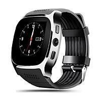 tanie Inteligentne zegarki-Inteligentny zegarek Ekran dotykowy Wodoszczelny Krokomierze Śledzenie odległości Anti-lost Obsługa aparatu Obsługa wiadomości Informacje