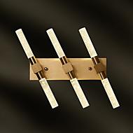 billige Vegglamper-QINGMING® Krystall / Mini Stil LED / Moderne / Nutidig Vegglamper Stue / Soverom / butikker / cafeer Metall Vegglampe 110-120V / 220-240V