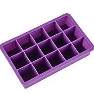 billige Bakeredskap-Bakeware verktøy silica Gel Kreativ Kjøkken Gadget Is / For kjøkkenutstyr Stamper & Scraper 1pc