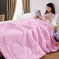 Comfortable - 1pc Coverlet Winter T / C Cotton Geometric