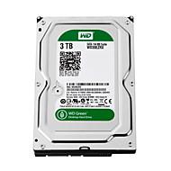 Χαμηλού Κόστους Εσωτερικοί Σκληροί Δίσκοι-WD Laptop / Notebook σκληρού δίσκου 3 TB SATA 3.0 (6 Gb / s) WD30EZRX