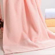 baratos Toalha de Banho-Qualidade superior Toalha de Banho, Sólido Poliéster / Algodão / 100% algodão 1 pcs