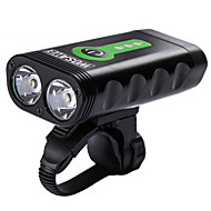 cheap -360° Rotation - Cycling Portable Adjustable Waterproof Lithium Battery 2400 Lumens Cycling/Bike - WOSAWE