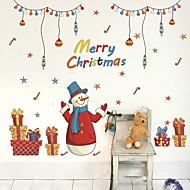 baratos Películas e Adesivos de Janela-Filme de Janelas e Adesivos Decoração Natal Férias PVC Adesivo de Janela