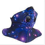 tanie Kominiarki i maski-Maska Na każdy sezon Keep Warm / Pyłoszczelne / Oddychalność Camping & Turystyka / Outdoor Exercise / Kolarstwo / Rower Dla obu płci Poliester Wszechświat / Multi Color