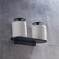 Χαμηλού Κόστους Βάσεις για Χαρτί Υγείας-Βάση για χαρτί τουαλέτας Πολυλειτουργία Σύγχρονο Αλουμίνιο 1pc - Μπάνιο Επιτοίχιες