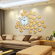 cheap Wall Clocks-Modern / Contemporary Glass / Metal Indoor,AA Wall Clock