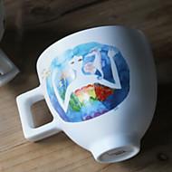 billiga Dricksglas-Dryckes Porslin Mugg Värmeisolerad 1pcs