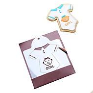 billige Bakeredskap-Bakeware verktøy Plast Kreativ / Jul / GDS Til Småkake / Sjokolade / Til Kake Cake Moulds / Kakekuttere / Dessertverktøy 1pc