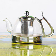 billige Kaffe og te-Glass Kreativ 1pc Tekanne