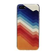 billiga Mobil cases & Skärmskydd-fodral Till Apple iPhone X / iPhone 7 Ultratunt / Mönster / Vackert Skal Hjärta / Landskap Mjukt TPU för iPhone X / iPhone 8 Plus / iPhone 8
