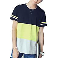 Majica s rukavima Muškarci - Osnovni Dnevno Color block