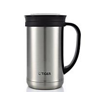 billiga Dricksglas-Dryckes Rostfritt stål / PP+ABS vakuum Cup Bärbar / Värmeisolerad / värmelagrande 1pcs