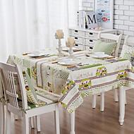 billige Duker-Moderne PVC / Bomull Kvadrat Duge Mønstret Borddekorasjoner 1 pcs
