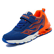 baratos Sapatos de Menino-Para Meninos Sapatos Tule Outono Solados com Luzes Tênis Caminhada para Laranja / Vermelho