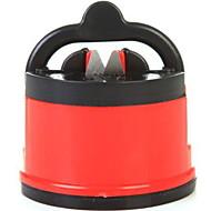 tanie Sztućce-Narzędzia kuchenne Stal nierdzewna + Plastic Łatwy do przenoszenia / Kreatywny gadżet kuchenny Ostrzałka do noży 1 szt.