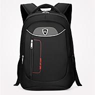 billige Computertasker-Oxfordtøj Laptoptaske Lynlås for Formel / Office & Karriere Efterår vinter Sort