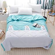 billiga Täcken och överkast-Bekväm - 1 st. Sängöverkast Sommar Polypropen Tecknat